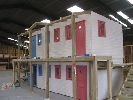 Playhouse Specification