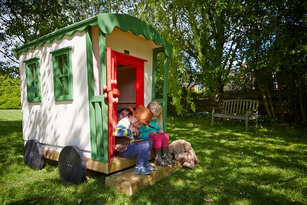 Childrens Gypsy Caravan